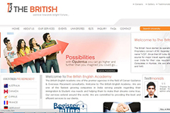 black butterfly web designer the british